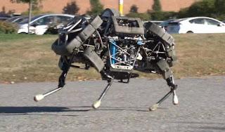 Robot Askerler ve Google