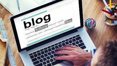 Berbagi Ilmu Seputar Bisnis Melalui Blog