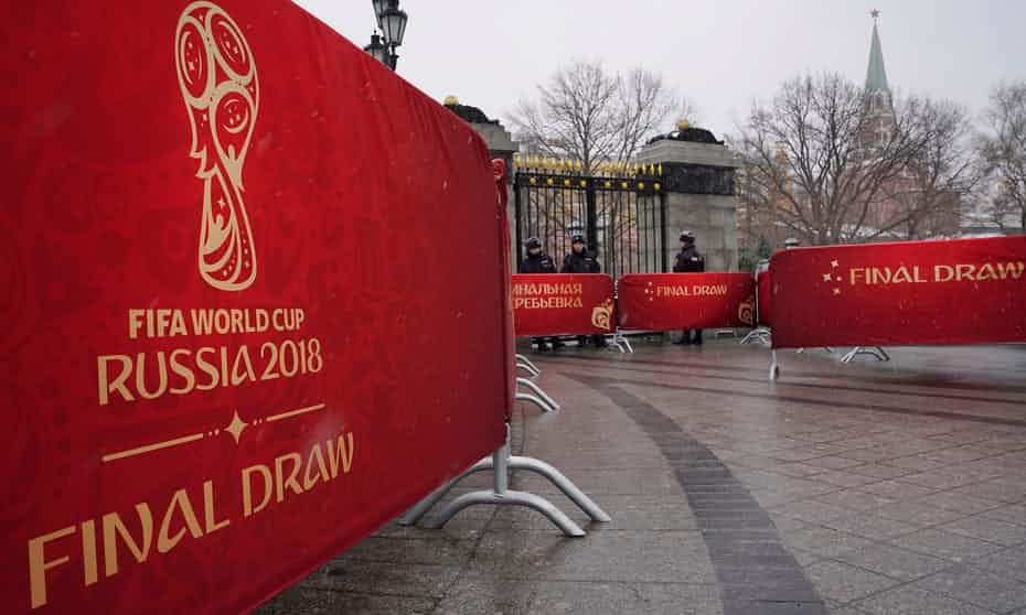 Nigeria's World Cup draw