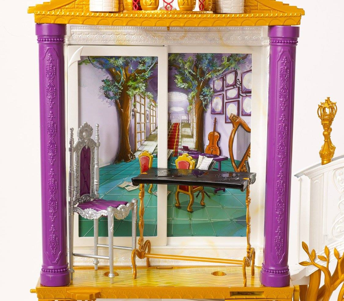 ever after high wonder world ever after high school playset school building dolls not included