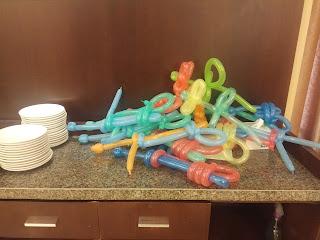 Souvenir Balon Magic Untuk Ulang Tahun Anak