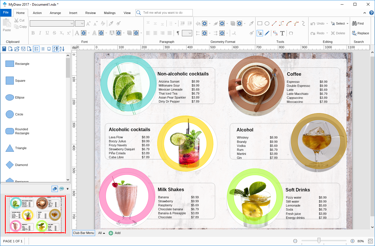 MyDraw v3.0.0 Full version free download