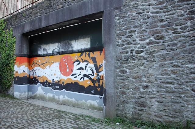 Rue de Saint-Malo, à Brest