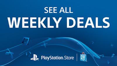 מבצעי השבוע ברשת ה-PSN על משחקי PS4 ,PS3 ו-PS Vita נחשפו; 1+1 על מגוון משחקי PS4