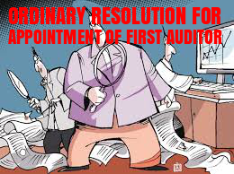 Ordinary-Resolution-Appointment-First-Auditor
