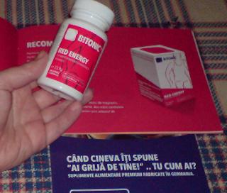 Cumpara de aici Red Energy- supliment cu minerale si vitamine pentru rezistenta la stres si oboseala