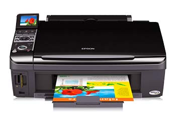 Epson SX405 Driver download