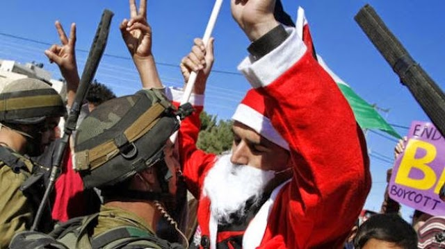 Israel grant only 500 permits to Palestinian Christians who want to travel from Gaza to Bethlehem to attend the traditional Christmas celebrations