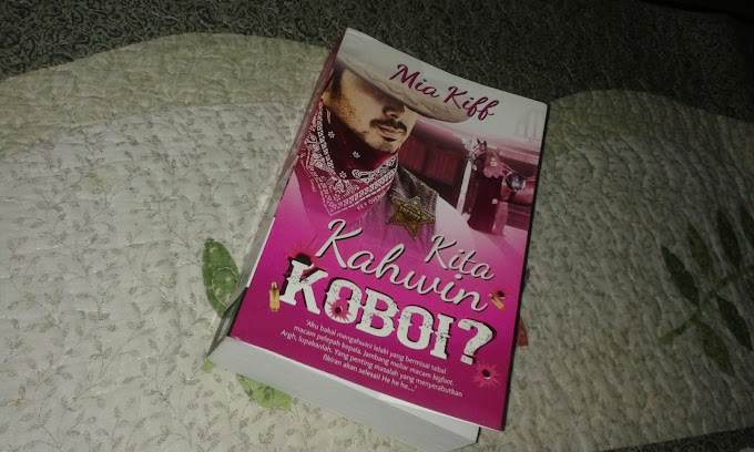 Review Novel ~ Kita Kahwin Koboi