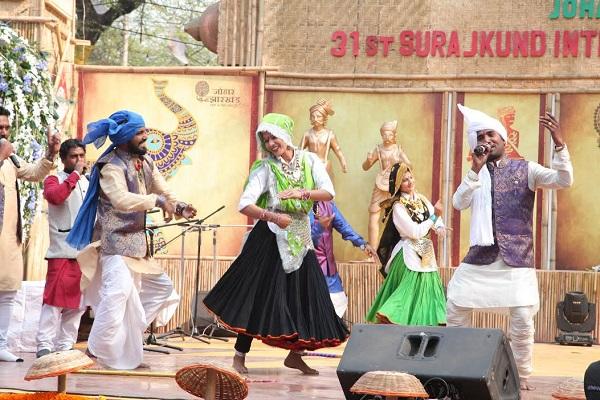 Surajkund Mela 2017 Pictures