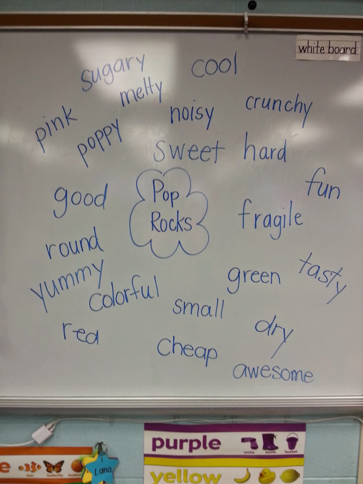 The Weekly Sprinkle Amazing Authentic Adjectives