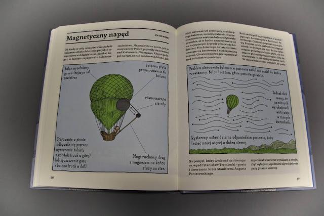 """""""Ale patent. Księga niewiarygodnych wynalazków"""" Małgorzata Mycielska, Aleksandra i Daniel Mizielińscy"""