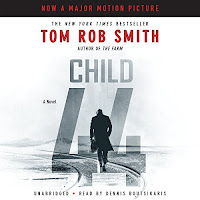 Audiobook: Child 44 by Tom Rob Smith