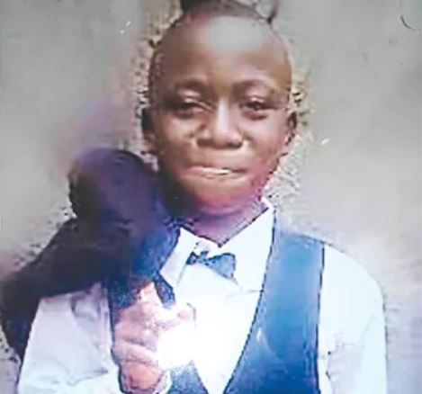 So Sad! Man Who Traveled To Bury His Uncle, Returns To Find His Son Killed By Police In Lagos