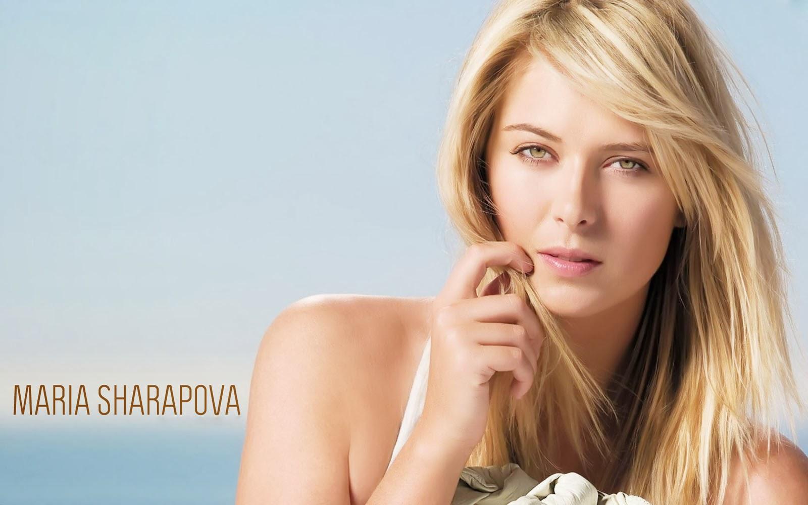 Free Wallpaper Cars And Beautiful Ladies Ferrari Wallpapers Maria Sharapova Desktop Wallpapers
