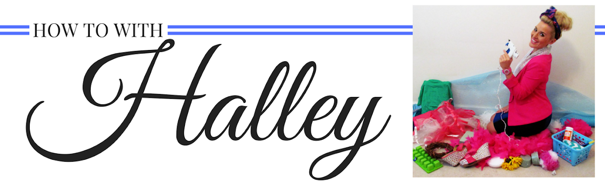 Welcome to Halley May's Blog!!