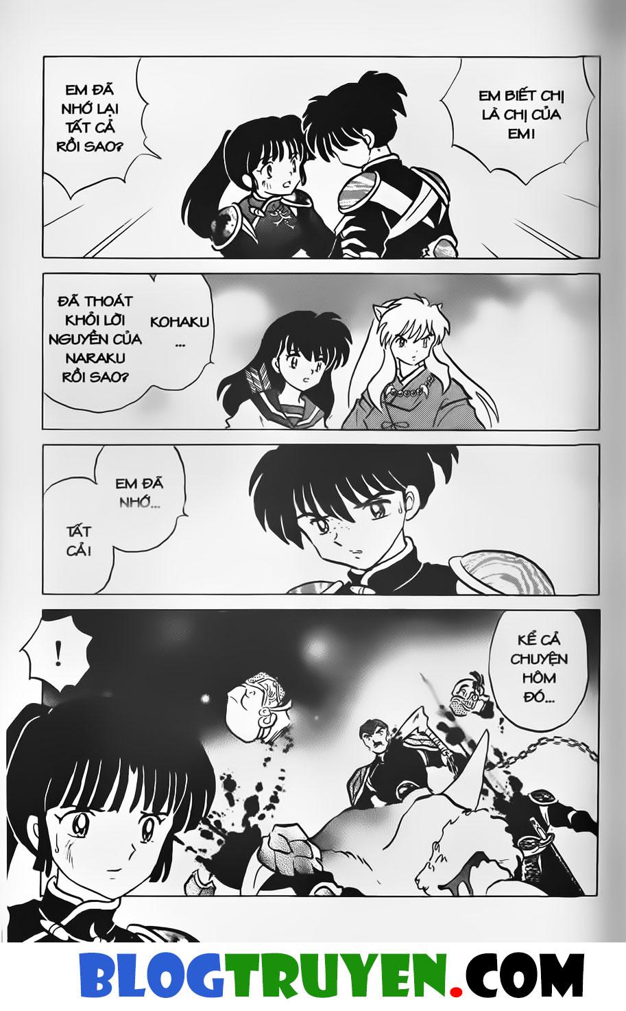 Inuyasha vol 38.5 trang 12