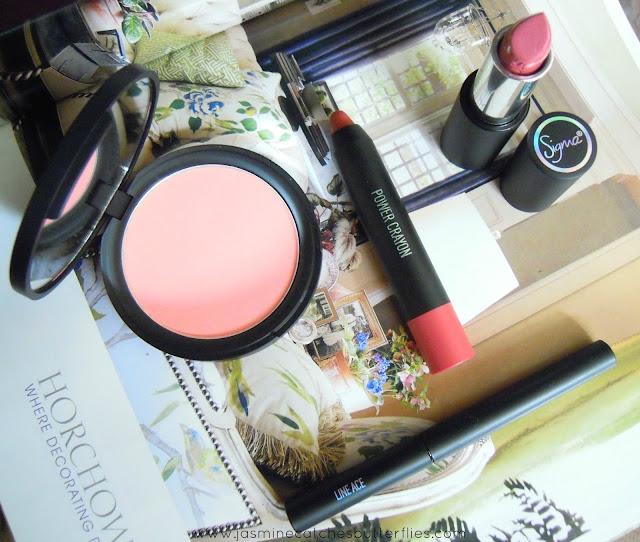 Sigma Pink Makeup