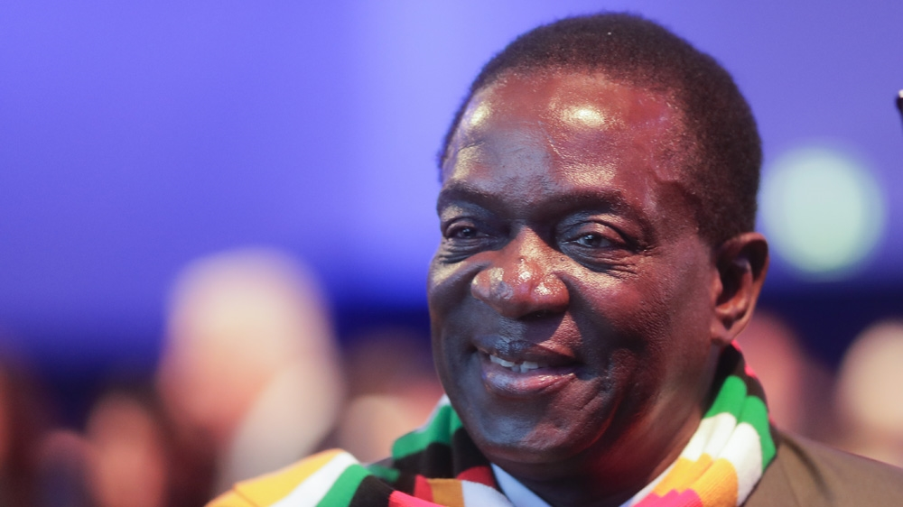 Zimbabwe's president Emerson Mnangagwa has said he suspects the group, G40, was behind the attack that almost took his life last week after a public rally.