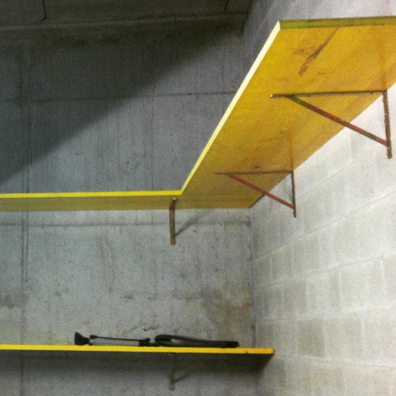 Soppalco Ikea Per Garage Realizzazione Di Un Soppalco In Ferro E