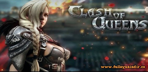 Clash of Queens Apk indir