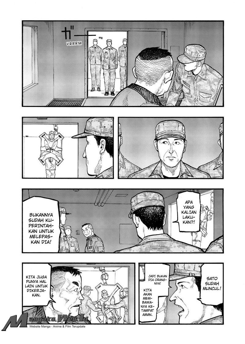 Ajin Chapter 52-5