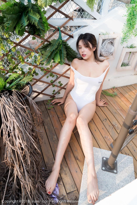Image XIUREN-No.1198-Huang-Le-Ran-MrCong.com-004 in post XIUREN No.1198: Người mẫu Huang Le Ran (黄楽然) (42 ảnh)