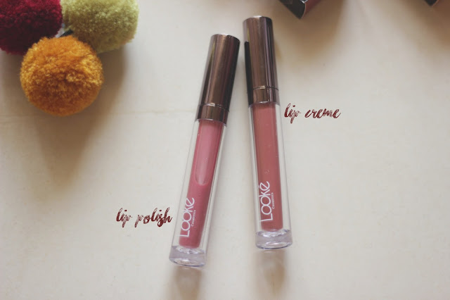 REVIEW HOLY LIP SERIES LOOKE COSMETICS