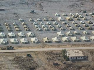 Ель-Кут, базовий табір