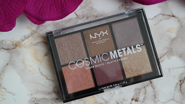 Nyx Cosmic Metals Eyeshadow