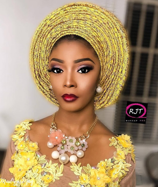 LATEST 2018 GELE STYLES | THE NEW WAVE OF CREATIVITY