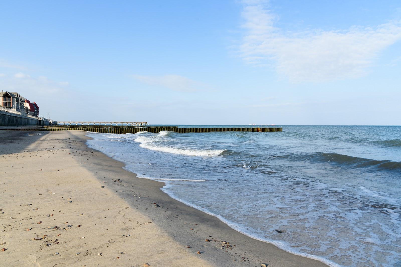 Море в Зеленоградске