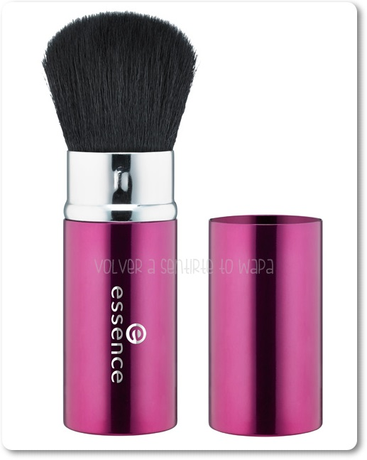 Essence - Aquatix - Mini Powder Brush