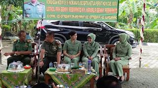 Masyarakat Kompak Bersama TNI-Polri Tercipta Rasa Aman dan Nyaman