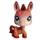 Littlest Pet Shop Collectible Pets Donkey (#1944) Pet