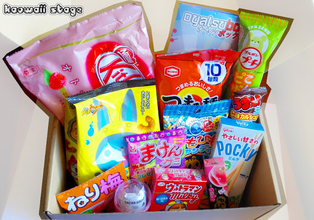 japanese snacks monthly