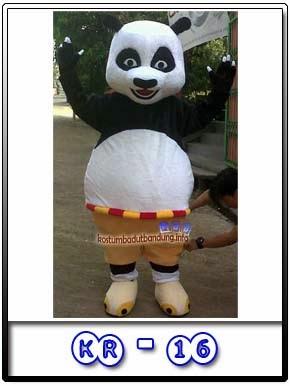Jual Badut Bandung Kung Fu Panda 3 Kr-16 Kostum Karakter