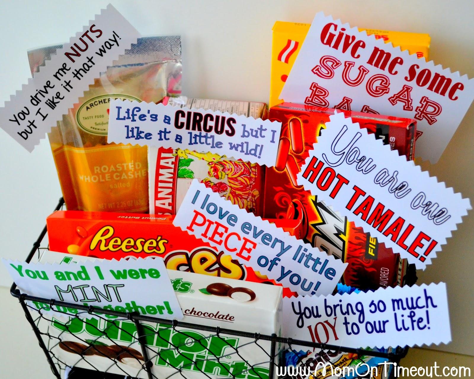 Homemade Anniversary Ideas For Husband: Sweet Anniversary Gift Idea