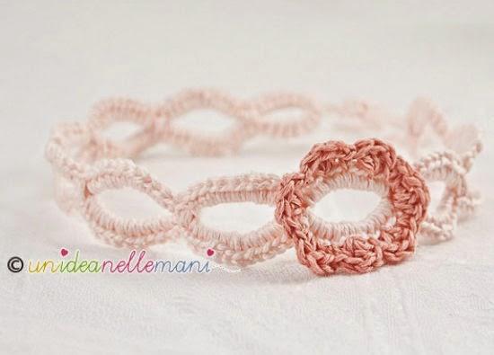 Diadema de Crochet para Bebita Tutorial