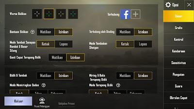 Cara bermain Game PUBG Mobile untuk pemula Gratis di Android