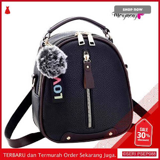 ION508 Tas Ransel Backpack Selempang