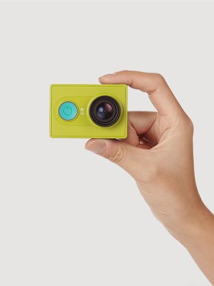 Câmera Yi action