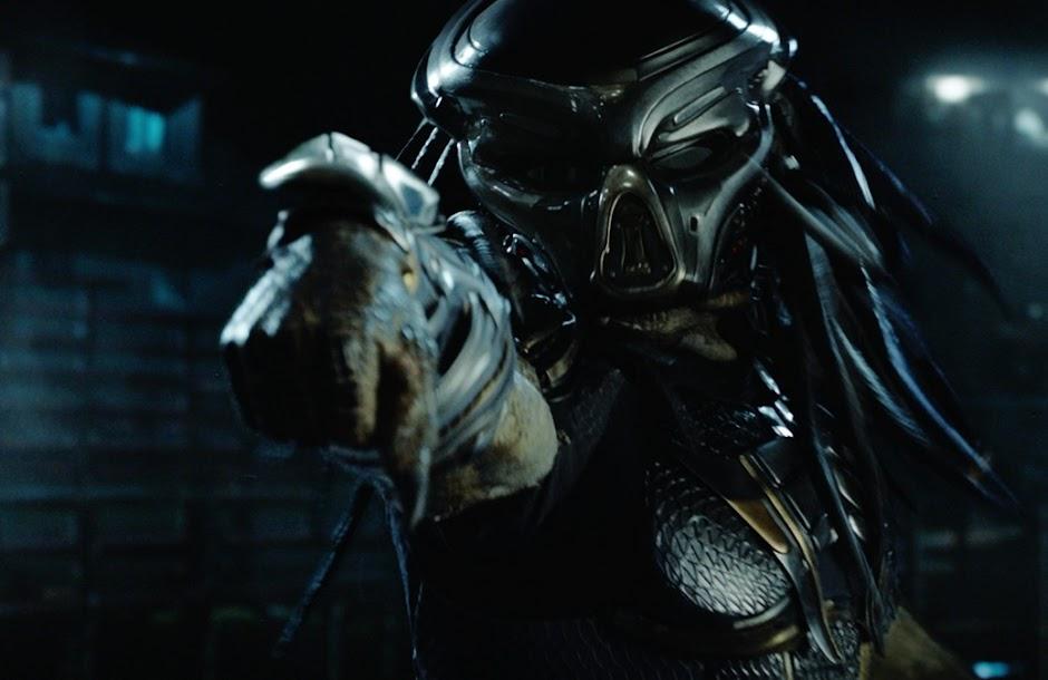 "Novo trailer de ""Predador"" revela confronto entre monstros"