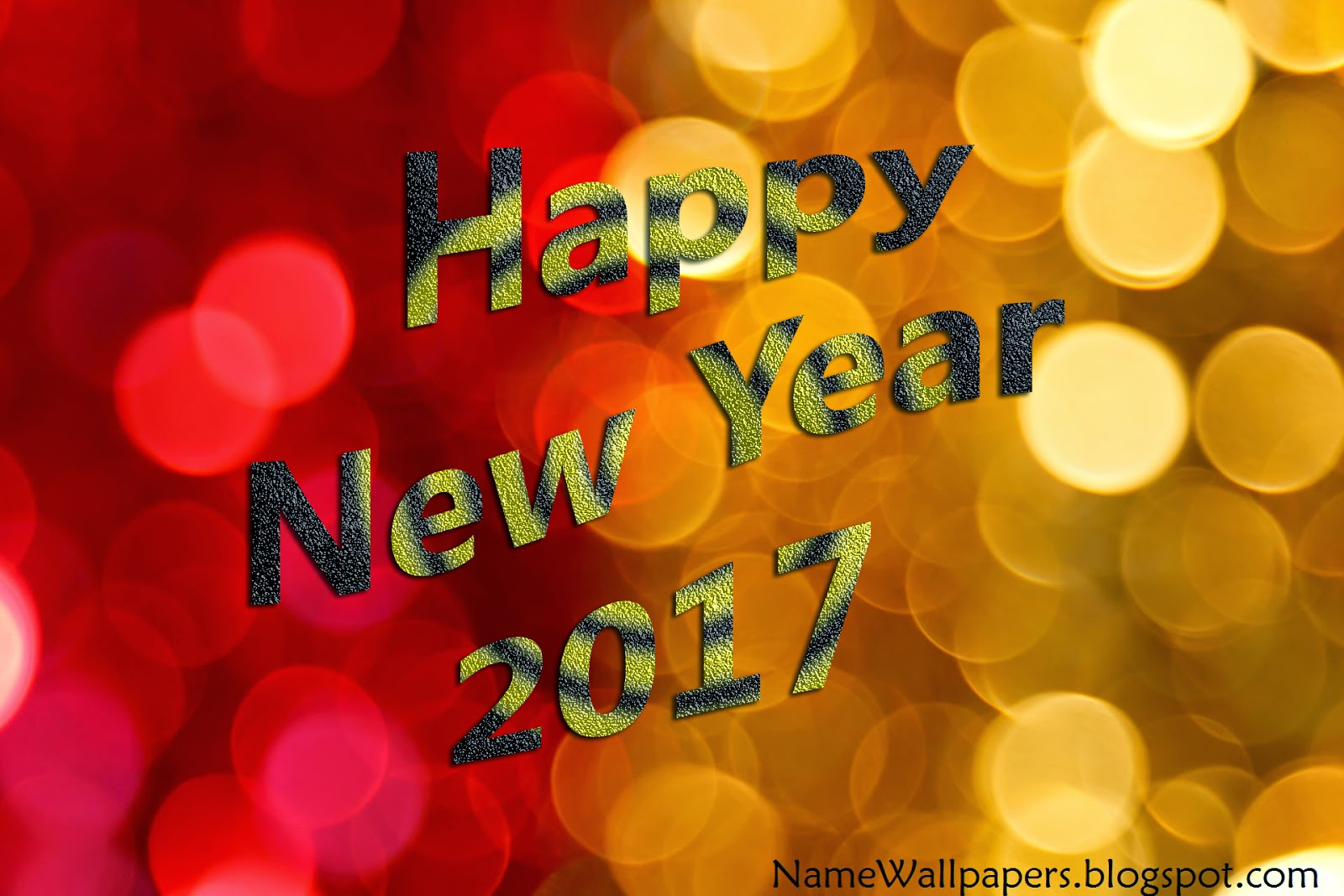 Happy New Year 2017 Wallpapers HD ~ Happy New year 2017 - Advance ...