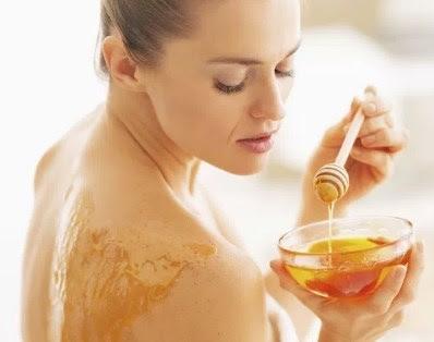cara perawatan kulit dan bibir dengan madu