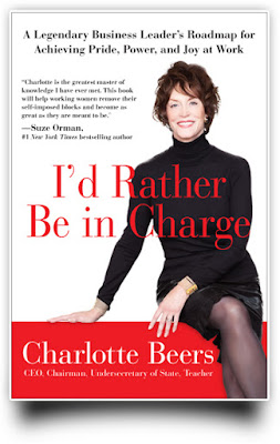 I'd Rather Be in Charge, Charlotte Beers