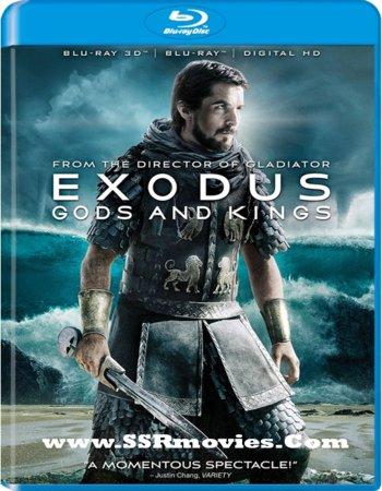 Exodus Gods and Kings Dual Audio 480p