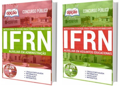 Apostila Instituto Federal do Rio Grande do Norte - IFRN 2017