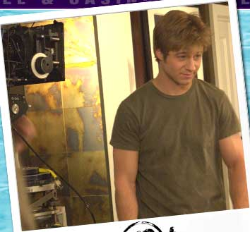 benjamin mckenzie behind the scenes photoshoot the oc