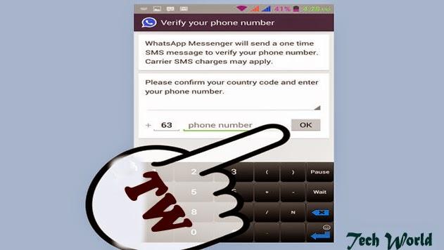 How to hack WhatsAPP ~ Tech World